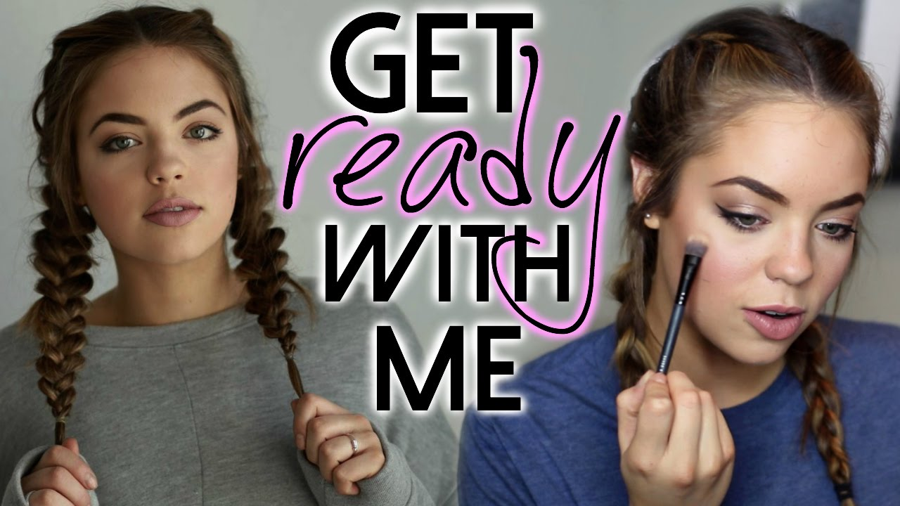 ba0575ee20da8 Get Ready With Me  Casual Edition! - YouTube
