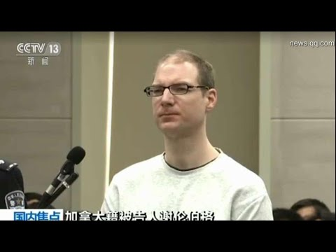 Canadian citizen facing death penalty in China