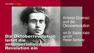 Antonio Gramsci und die Oktoberrevolution