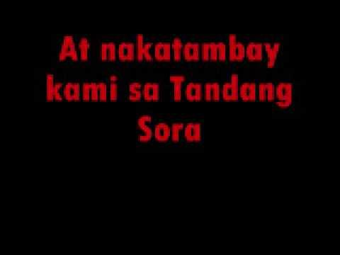 Eraserheads - Toyang (with lyrics)