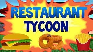 Roblox Restaurant Tycoon #5 - drive thru