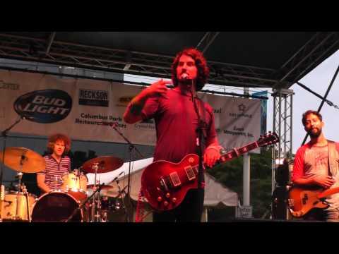 Matt Nathanson Aug. 1, 2013: 5 - Banter: Soup, Run intro - Columbus Park, Stamford, CT