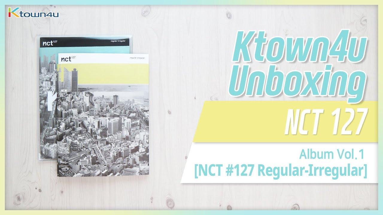 KPOP Ktown4u com : NCT 127 - Album Vol 1 [NCT #127 Regular