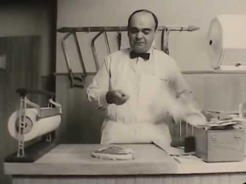 P&G - Free Product Promo - The Salesman Butcher - Vintage Commercial - 1960s - 1970s