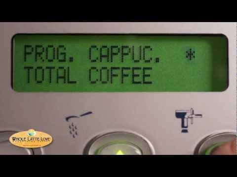 Review: Saeco Royal Professional Espresso Machine