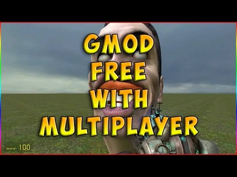 How to get Gmod Free with Multiplayer (No Torrents) UPDATED 2017