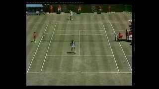 Mats Wilander vs Kevin Curren: 1984 Australian Open Final (1)