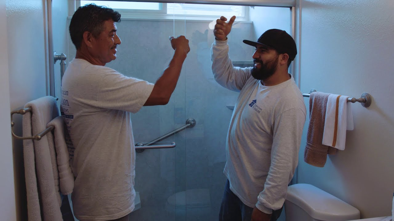Download Huntington Beach Bathroom Installation by American Vision Baths - Here's Why We're the Best