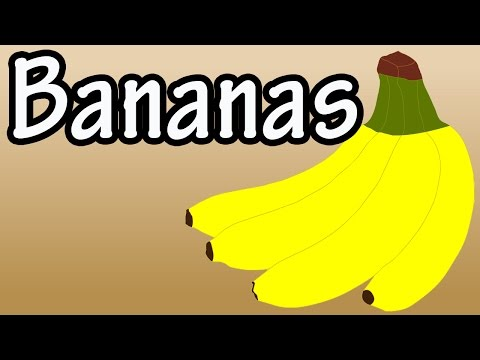 Health Benefits of Bananas How Bananas Are Grown Banana Nutrition Facts