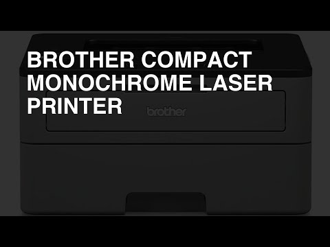 Brother Compact Monochrome Laser Printer review - Overall Rating: 8.3 / 10