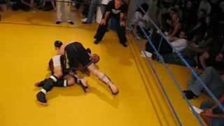 MMA Berlin #10 06.09.2008 Janosch Nico 2/2