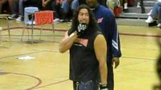 Chuck Palumbo Visits El Cajon Valley High School (ECVHS)