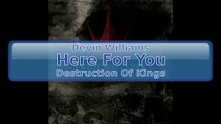 Devin Williams Here For You Lyrics HD HQ