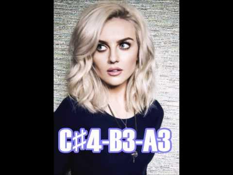 Little Mix Vocal Range | Eb3 - A5 - C6