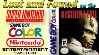 4 Unreleased and Cancelled Video Games that were Lost and Found- Game Boy Color, NES, and SNES.