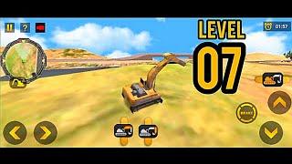 Heavy Excavator Simulator Pro Level 7 GamePlay screenshot 4