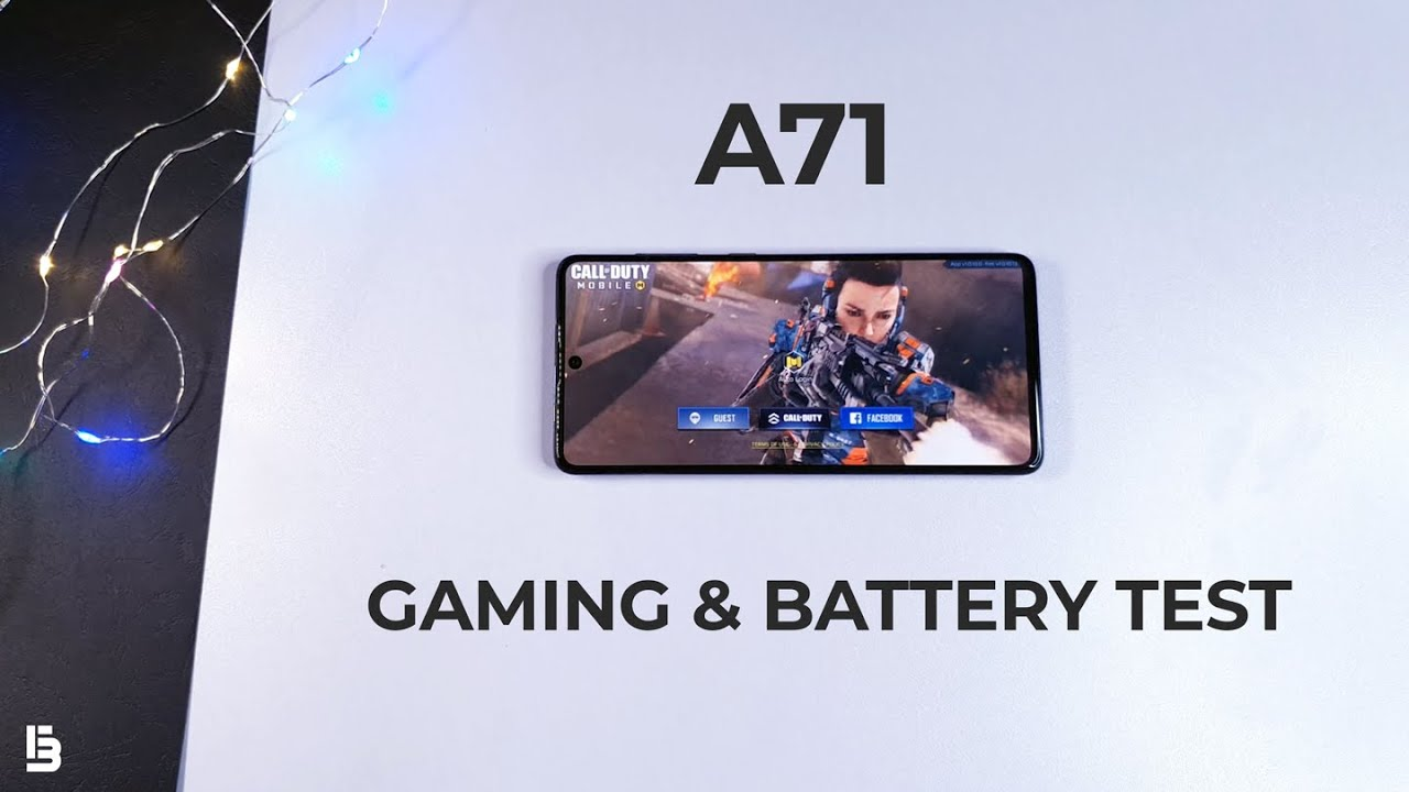 Photo of Samsung Galaxy A71 Gaming Review, Heating and Battery Test – سامسونج