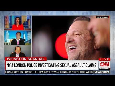 Richard Herman CNN 10/14 - HARVEY WEINSTEIN NO Slam Dunk Prosecution