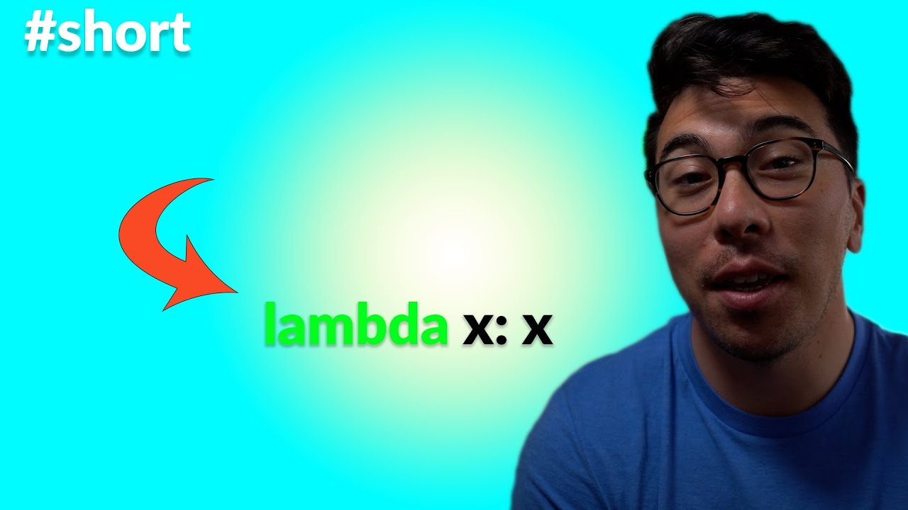 What is a lambda function (python)? #shorts