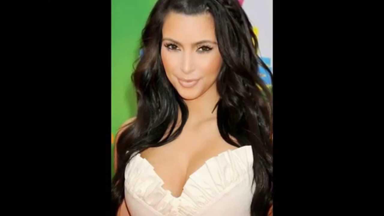 Download Hairstyles Kim Kardashian