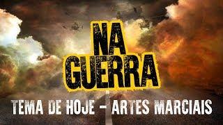 Gambar cover NA GUERRA - Crente pode praticar artes marciais? - Carlo Ribas
