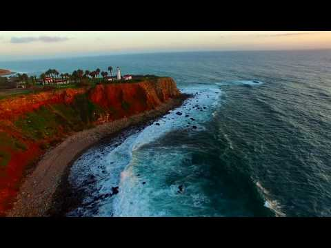 DRONE VLOG#3 Point Vicente Lighthouse, Amazing Aerial Footage ! Phantom 3 PRO