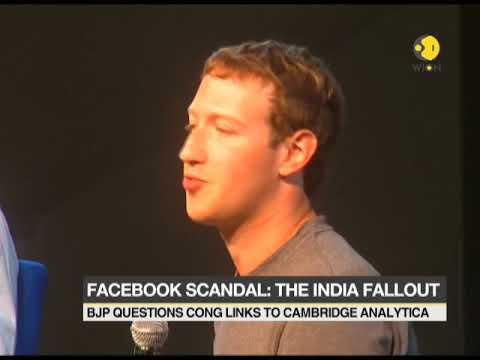 Mark Zuckerberg breaks his silence on data leak row