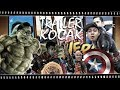 Trailer Kocak - Superhero Kocak (Youtuber versi Avengers!)
