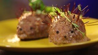 Рецепт недели - зразы-ёжики