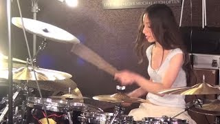 DISTURBED DOWN WITH THE SICKNESS DRUM COVER BY MEYTAL COHEN