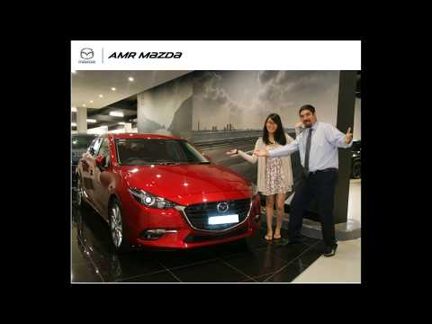 AMR Mazda Jan-Mar 2018 customers