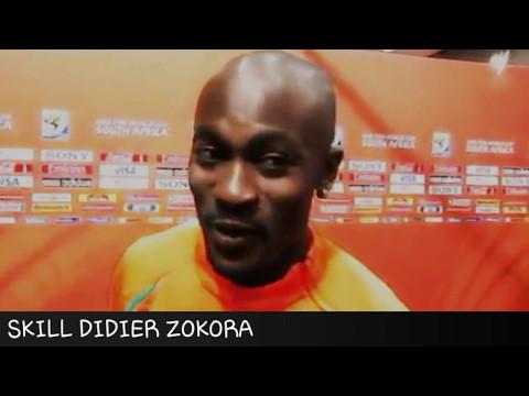 Inilah Skill Didier Zokora calon Marquee Player Semen Padang