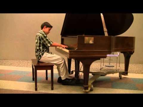 Matthew Norambuena on the Piano(2/3)