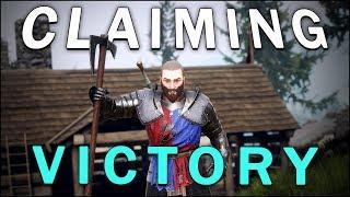 CLAIMING MY VICTORY - Mordhau (Battle Royale)