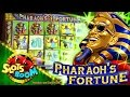 PHARAOH S FORTUNE LIVE BONUSES 5c IGT Video Slot mp3