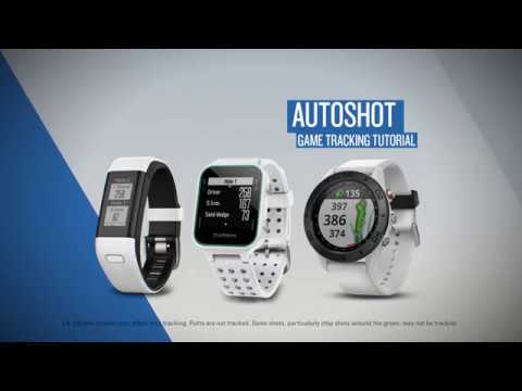 Garmin Approach S60: Measuring Distance with AutoShot Game Tracking