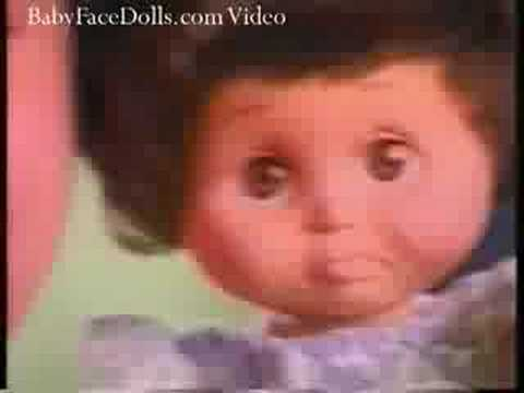Baby-Face-Doll-Commercial-3-HD-by-Mel-Birnkrant