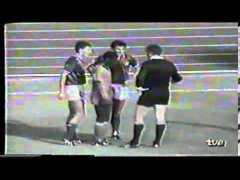Zambia vs Italy. 1988 Olympics Final
