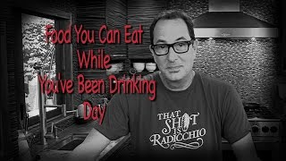 Sam the Cooking Guy  Food You Can Eat While You've Been Drinking Day