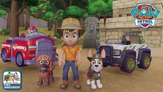 Paw Patrol: On A Roll - Carlos is Trapped inside the Temple of the Monkey Queen (Xbox One Gameplay)