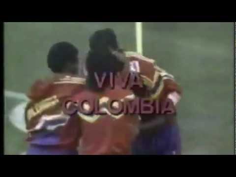 El mejor y más recordado gol de Colombia
