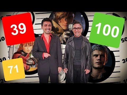 Indoviniamo Metacritic: Devil May Cry 5, Dead or Alive 6 e Left Alive thumbnail
