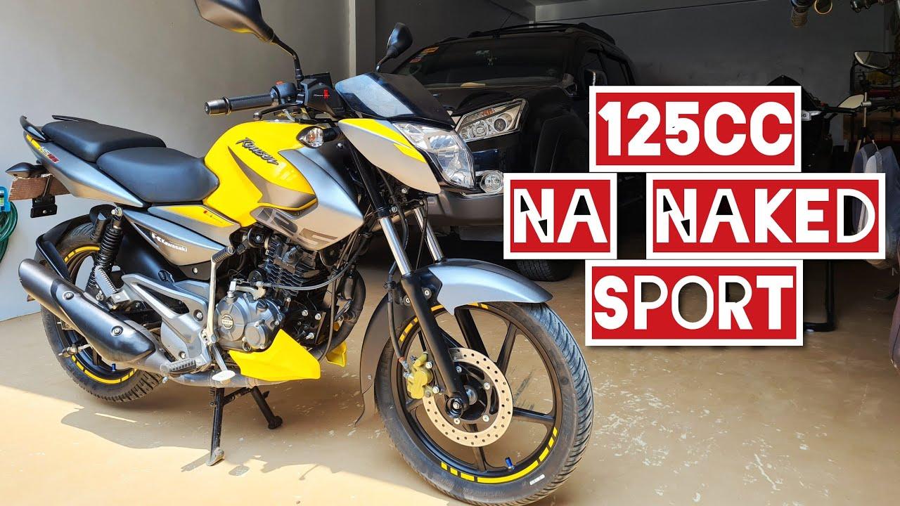 Kawasaki Rouser NS125 FI | Full Review, Sound Check, First Ride | PH