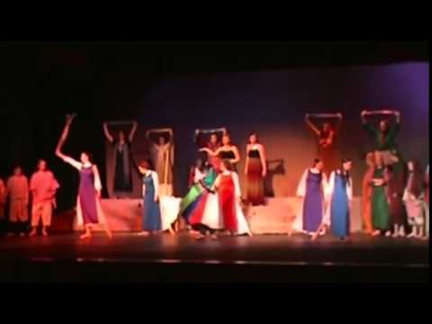 Joseph's Coat - Catoctin High School Drama (Joseph and the Amazing Technicolor Dreamcoat)