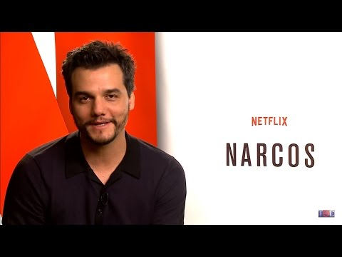 Entrevista a Wagner Moura  Narcos segunda temporada