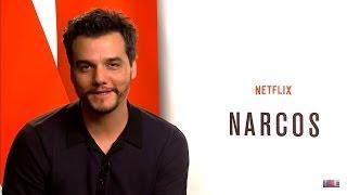 Entrevista a Wagner Moura - Narcos segunda temporada