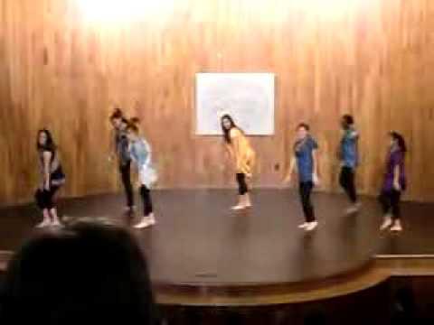 Shakti Indian Dance 2009- sayna sayna.flv