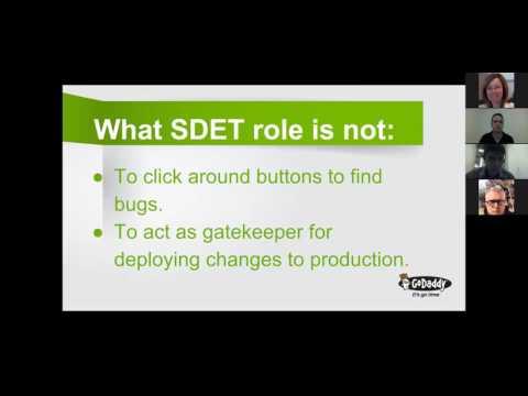 Role of SDET