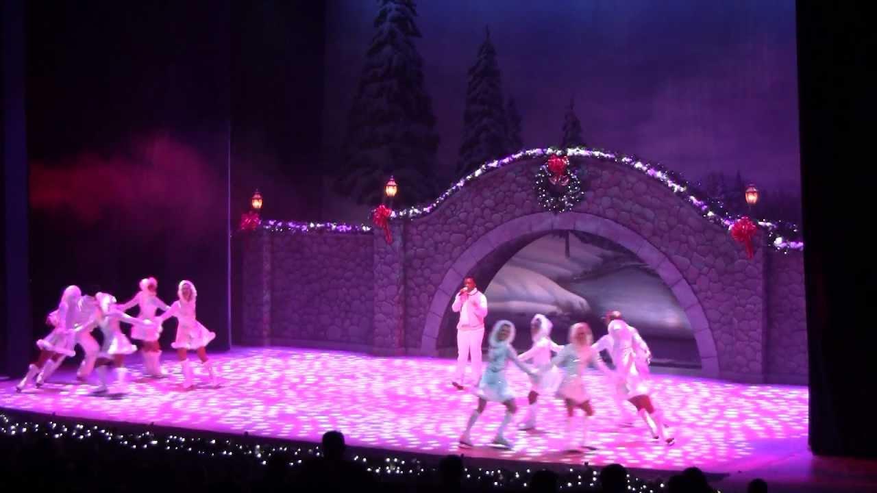Christmas On Ice.Busch Gardens Christmas On Ice 2011