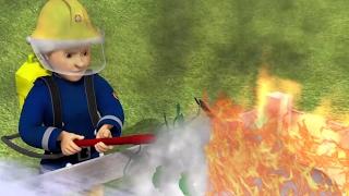 Brandweerman Sam Nederlands - Schaap op de weg Nederlands